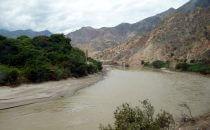 Rio Marañon bei Revash, Peru