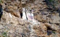 Sarkophage von Karajia, Peru