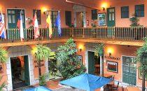 Hotel Portal del Marqués, Patio