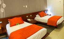 Sunec Hotel, Zimmer