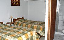 Casona de Leymebamba, Zimmer