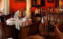 Restaurant, Posada del Hidalgo, El Fuerte