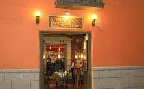 Hotel Portal del Marqués, Restaurant Eingang