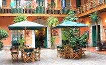 Hotel Portal del Marqués, Restaurnat Patio