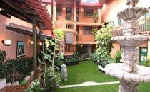 Hotel Portal del Marqués, Garten