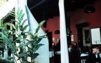 Restaurant in Cobán, Alta Verapaz, Guatemala