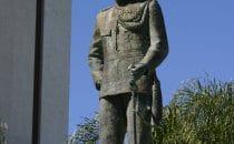 Francois Statue in Windhoek, Namibia, Bild: Wiebke Schmidt, gemeinfrei