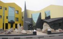 Kristall Galerie in Swakopmund, Namibia, Bild: Clive 3, gemeinfrei