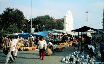 Markt in Sololá am Atitlánsee, Guatemala