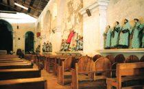 Kirche in Santiago Atitlán