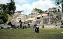Tikal Akropolis, Guatemala