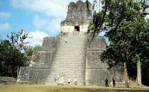 Tikal Tempel 2, Guatemala