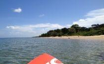 Strand von Trujillo, Honduras © Tranquillity Bay Resort