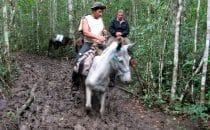 Trek nach El Mirador, © Uschi Sommer, Guatemala
