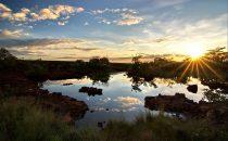 Wasserloch auf dem Plateau, Namibia © Waterberg Wilderness