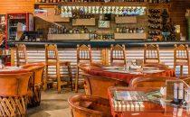 The Lodge at Creel, bar