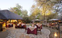 Etosha Aoba Lodge Restaurant