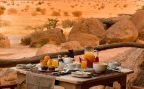 Camp Kipwe Frühstück