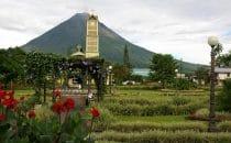 Vulkan Arenal von La Fortuna, Costa Rica