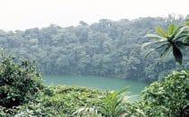 Lagune des Coerro Chato, Costa Rica