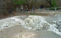 Schlammloch, Rincón de la Vieja Nationalpark, gemeinfrei