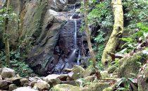 Wasserfall im Rincón de la Vieja Nationalpark, gemeinfrei