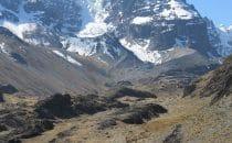nahe der Laguna Chiar Khota, Condoriri-Trek, Bolivien © Bertram Roth