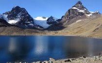 Laguna Chiar Khota, Condoriri-Trek, Bolivien © Bertram Roth