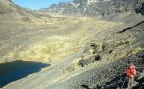 Lagune am Condoriri-Trek, Bolivien © Bertram Roth