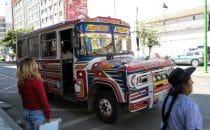 Cochabamba, Bolivien © Bertram Roth