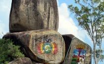 Piedras de Paquio © Bertram Roth, Chiquitanía, Bolivien