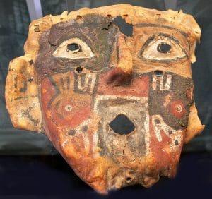 Mumienmaske Tiwanaku