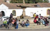 """La Recoleta"" in Sucre, Bolivien © Bertram Roth"