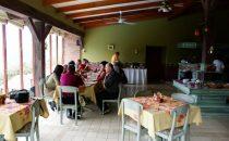 El Viejo Molino Hotel, Coroico, Bolivia