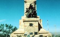 Denkmal Heroínas de la Coronilla (Heldinnen der Krone), Cochabamba, Bolivien