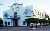 Loreto Rathaus, Baja California Sur, Mexico