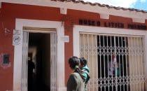 Museo Litico de Pukara, Peru © Edelmann