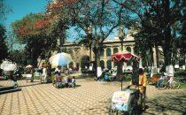 Plaza 14 de Septiembre, Cochabamba, Bolivien