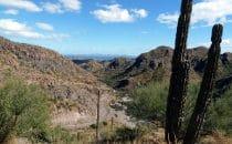 Sierra de la Giganta, Baja California, Mexiko