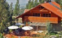 Berghotel Carolina, Cochabamba, Bolivien