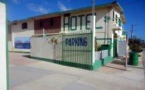 Hotel Brennan, Puerto San Carlos, Baja California, Mexiko