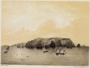Perus Guano-Insel Chincha