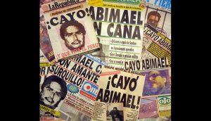 Festnahme Abimael Guzmans