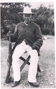 Hendrik Witbooi, Anführer der Witbooi