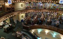 Buenos Aires Buchhandlung El Ateneo, Argentinien