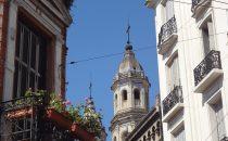 Buenos Aires, Kirche in San Telmo, Argentinien