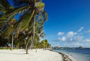 Ambergris Caye Strand, Beilze © Victoria House