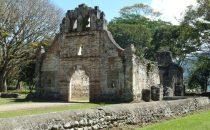 Kirchenruine von Ujarras, Costa Rica