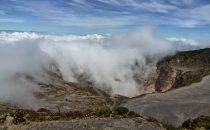 Krater des Vulkan Irazú, Costa Rica