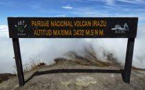 Irazú Volcano National Park, Costa Rica